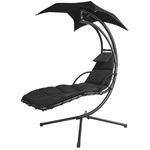 Black Dream Chair Swing Hammock