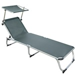Homcom Outsunny Sun Bed Chair