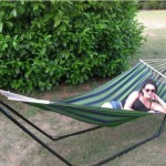 Ultracamp Swinging Hammock With Frame