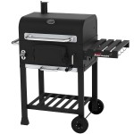 Broil-Master BBQS05 Charcoal Grill