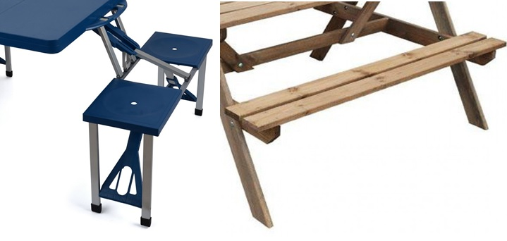 Top 10 best outdoor picnic table benches 2018 best for 10 person picnic table