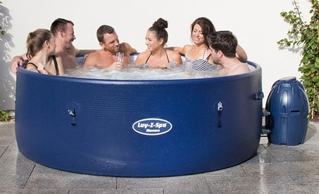 Top 5 Best Inflatable Hot Tubs 2018 Relax In Your Very